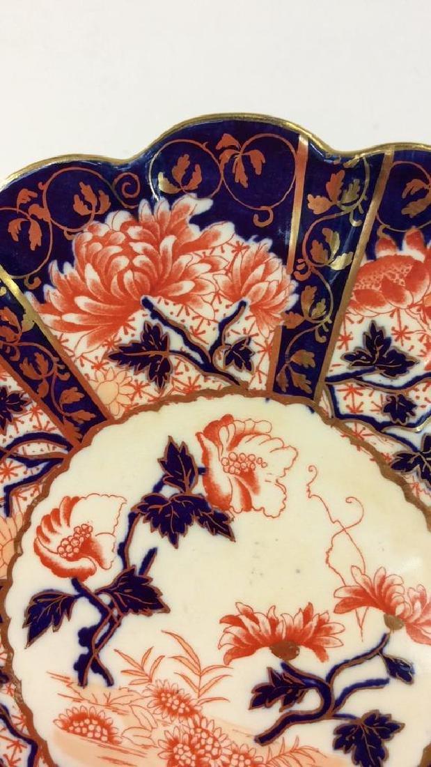 Set 8 THE FOLEY CHINA English Porcelain Plates - 5
