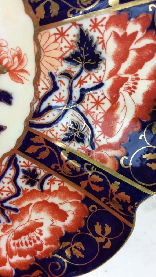 Set 8 THE FOLEY CHINA English Porcelain Plates - 6