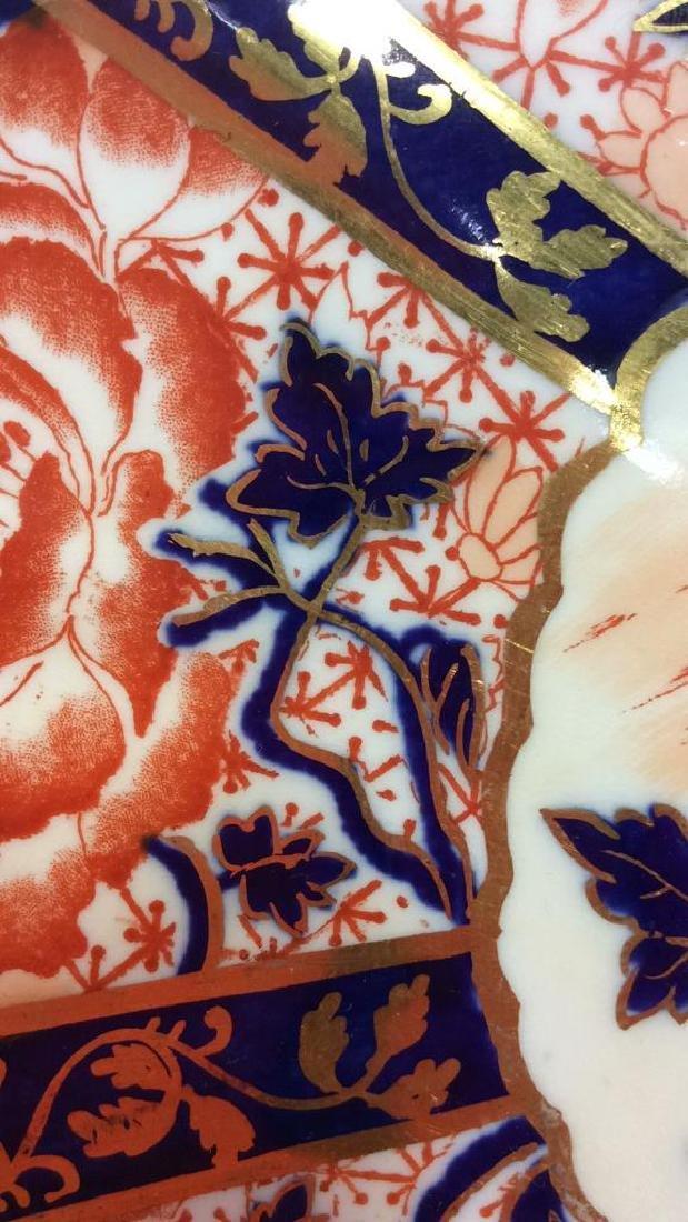 Set 8 THE FOLEY CHINA English Porcelain Plates - 8