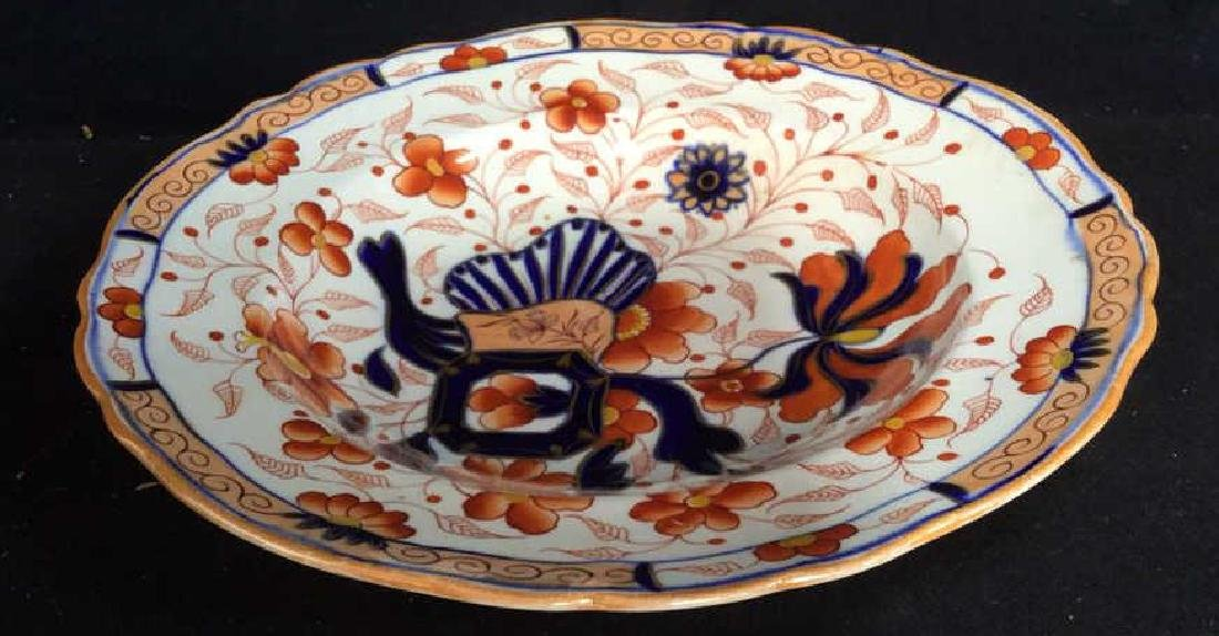 Set 10 Vintage Imari Plates and Bowls - 3