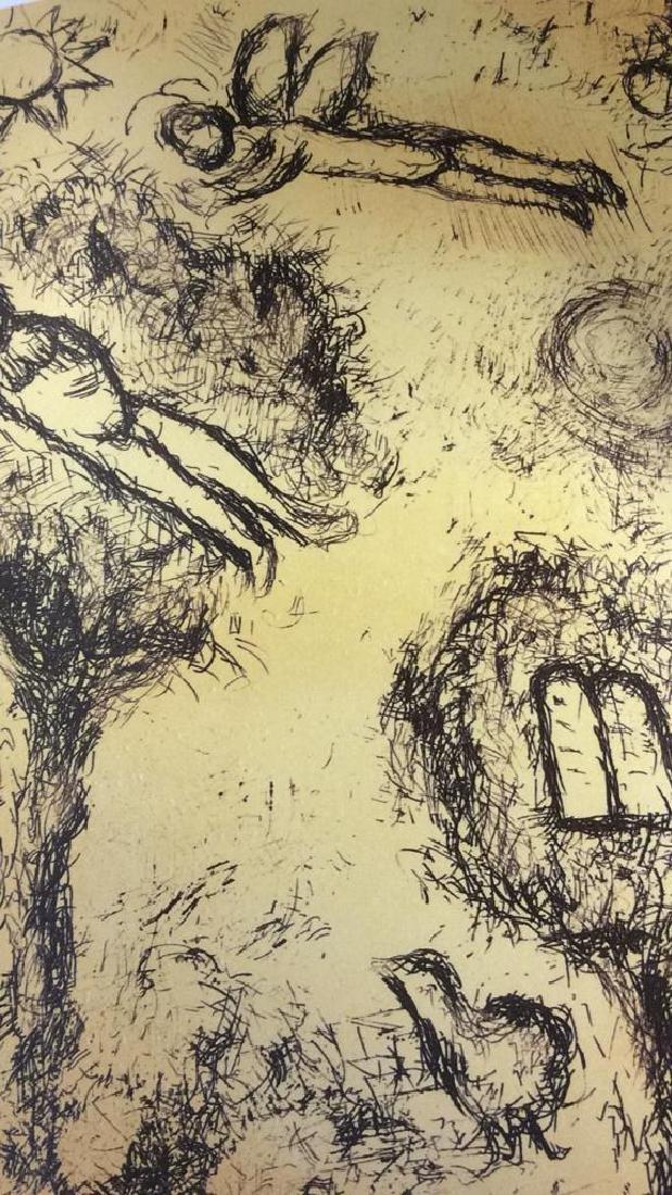 Lot 3 Art Books, MOMA, Chagall, Hirschfield - 7