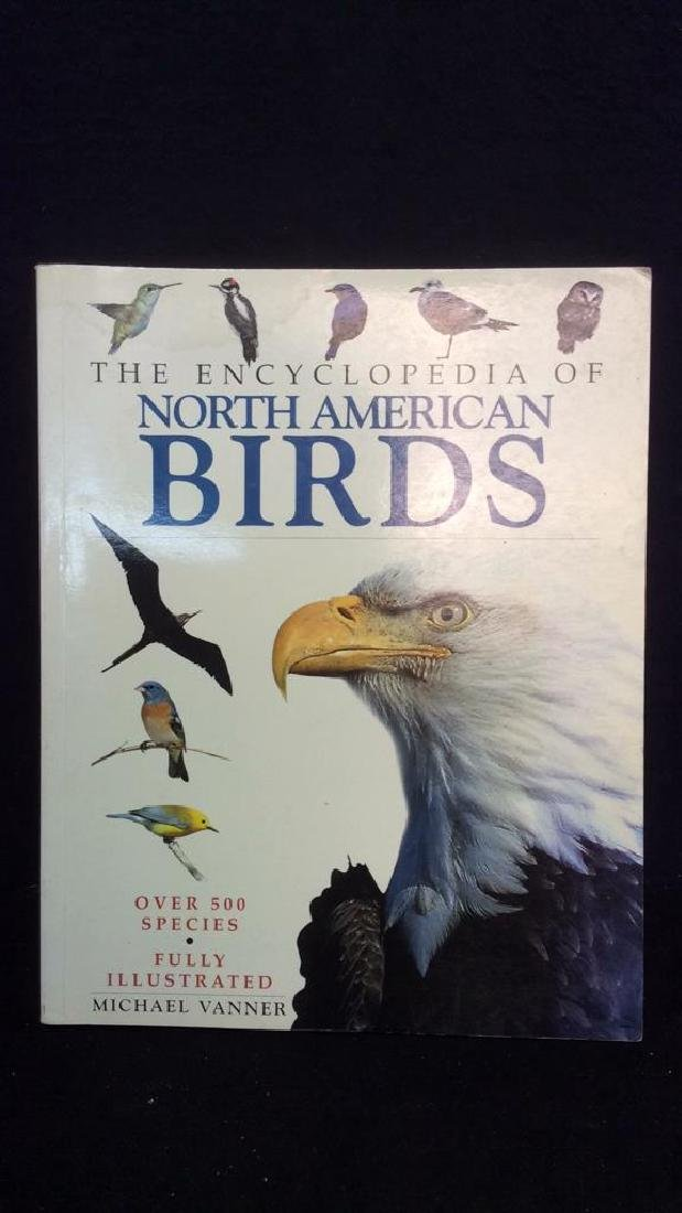Lot 3 Bird & Nature Coffee Table Books - 2