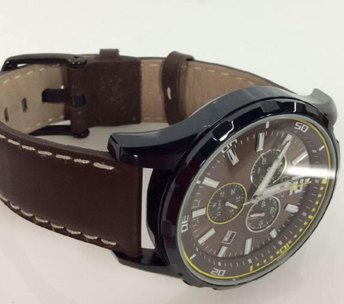 Pair DANIEL STEIGER Excel Men's Wristwatches - 4