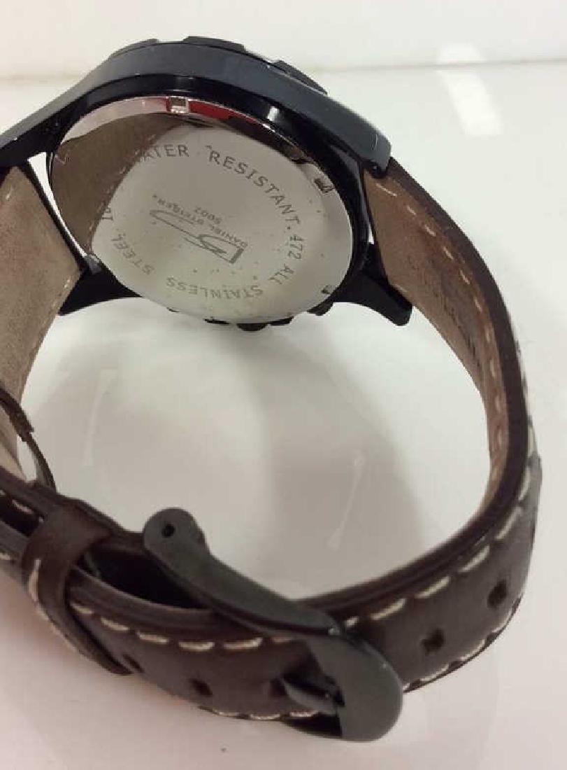Pair DANIEL STEIGER Excel Men's Wristwatches - 5