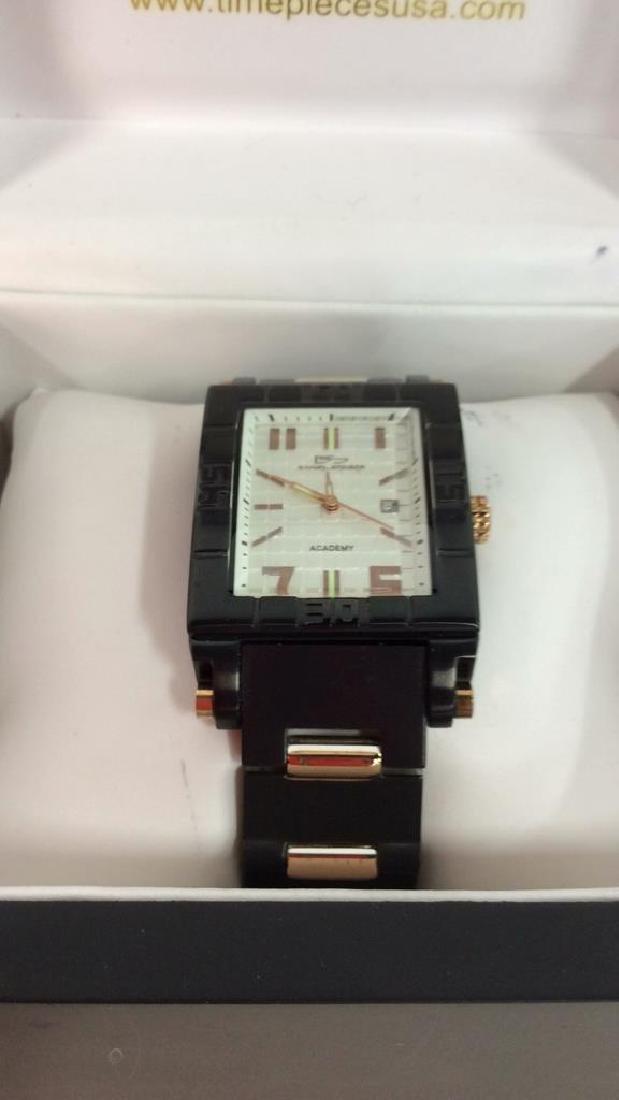 Pair DANIEL STEIGER Excel Men's Wristwatches - 7