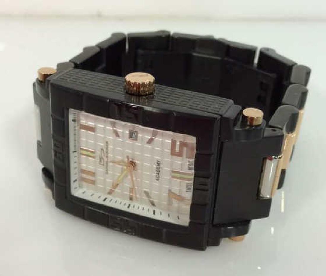 Pair DANIEL STEIGER Excel Men's Wristwatches - 8