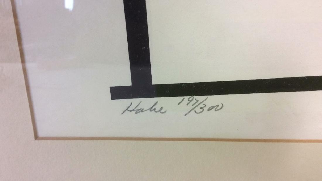 Signed  Harwick 197/300 Contemporary Pop Art - 7