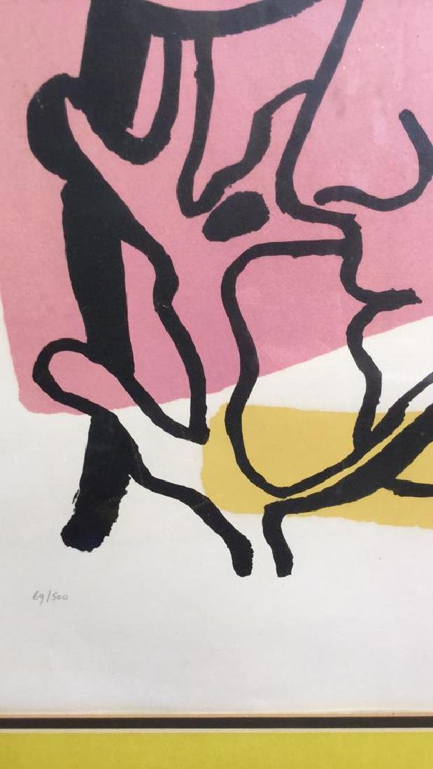 Fernand Leger Woman Tree C 1949, signed numbered - 5
