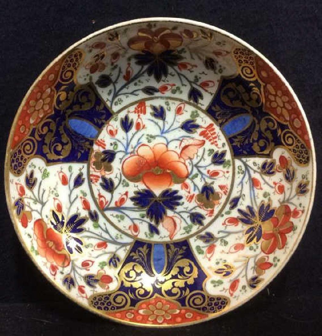 Vintage Imari Porcelain Tea Cup & Saucer - 5