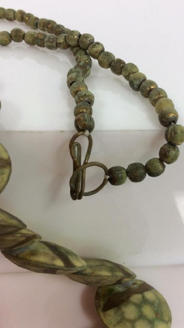 Lot 2 Women's Beaded Necklaces - 4