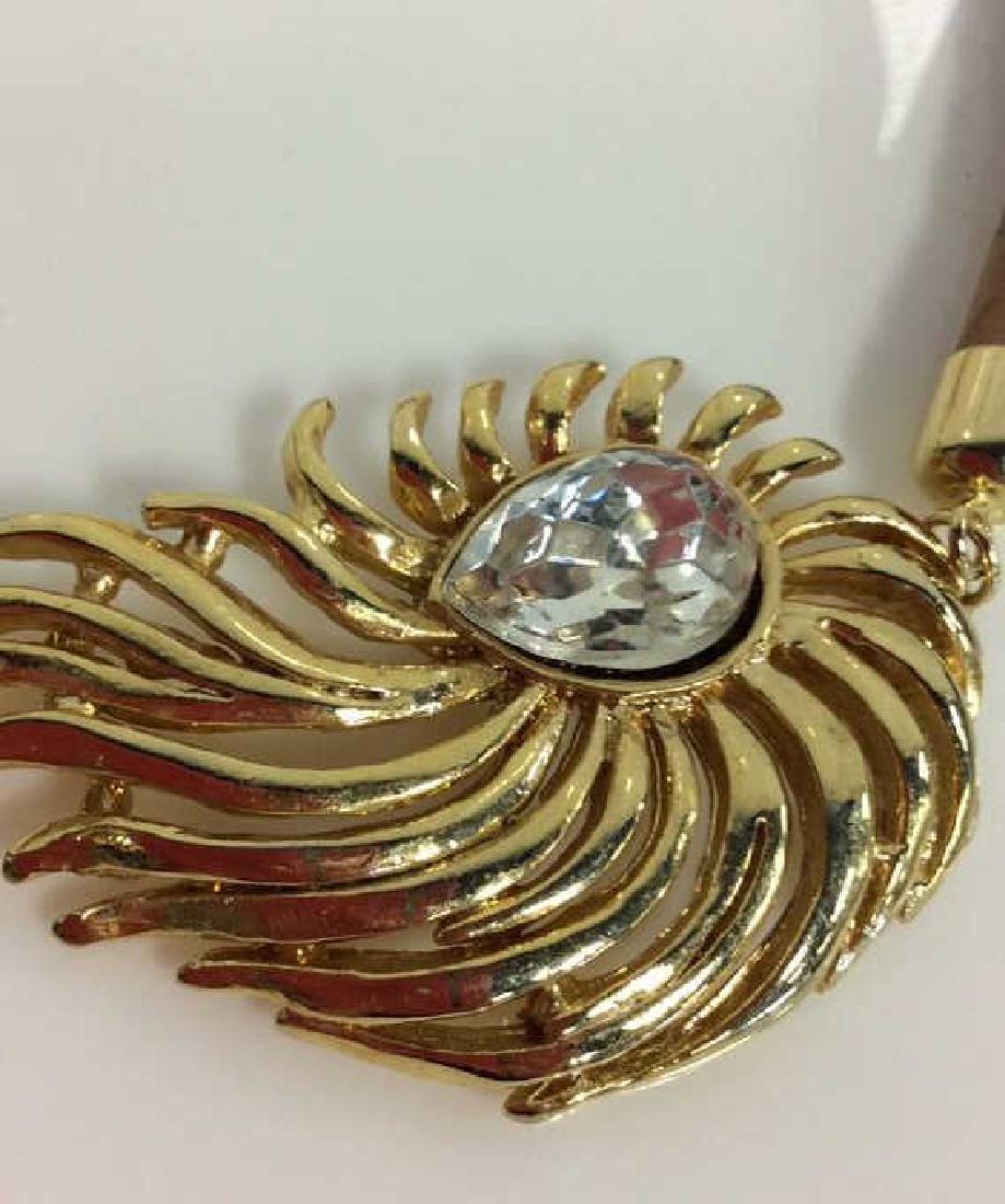 Lot 3 Women's Vintage Designer Jewelry - 9