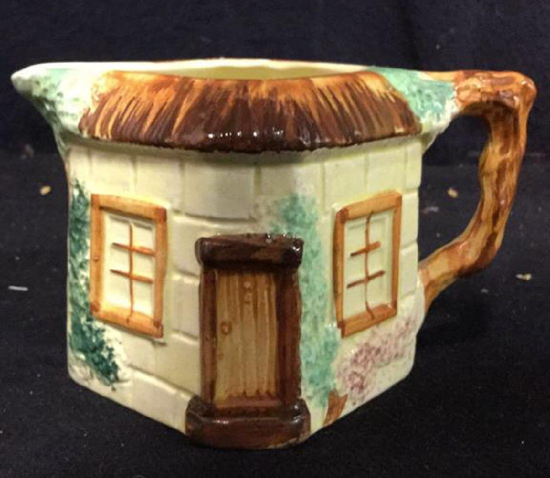 Lot 5 Cottage Handpainted Porcelain Tea Set - 5