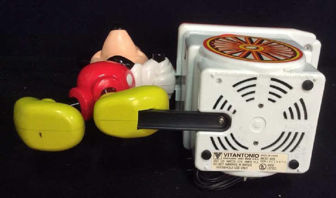 Vintage Mickey Mouse Pop Corn Maker Machine - 10