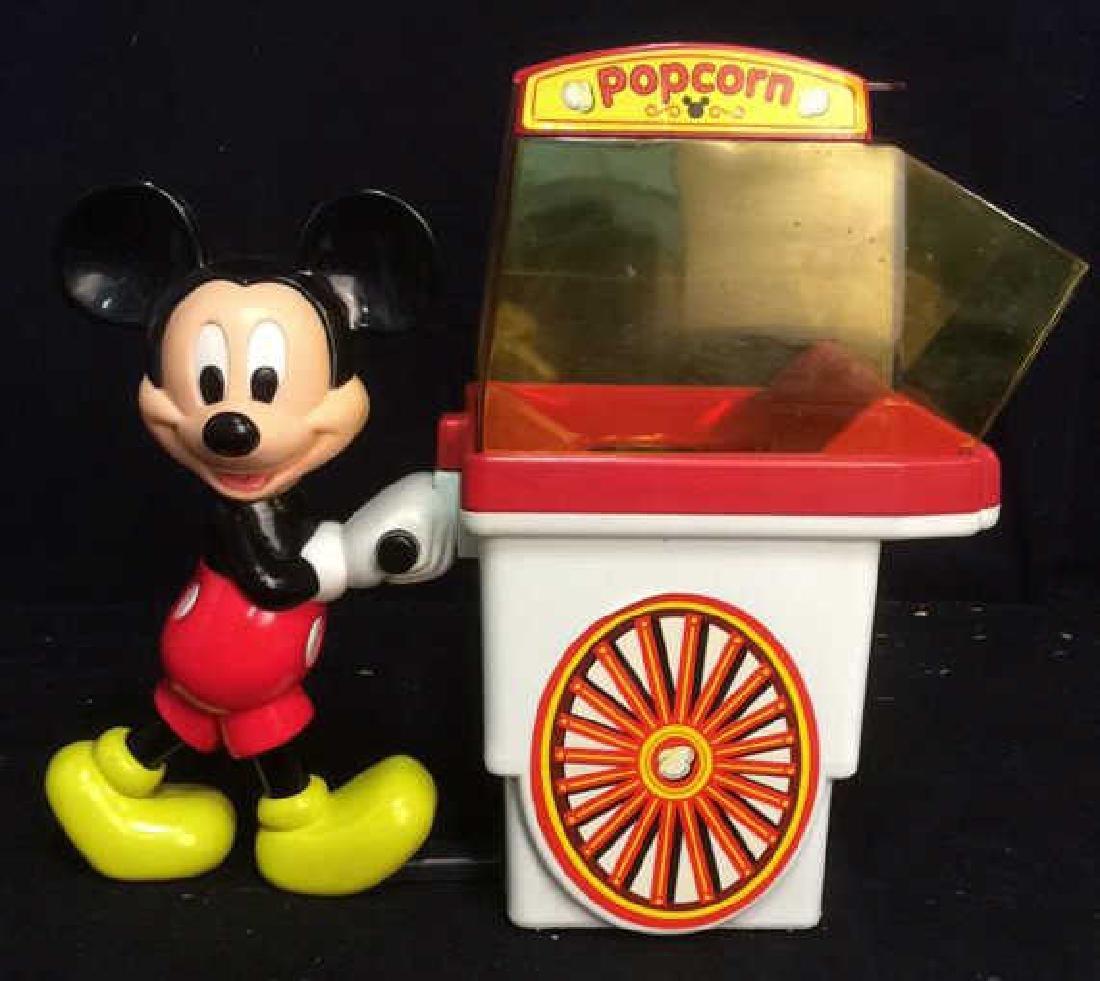 Vintage Mickey Mouse Pop Corn Maker Machine