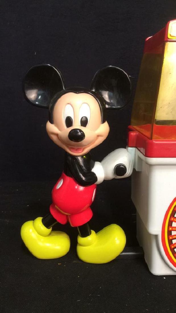 Vintage Mickey Mouse Pop Corn Maker Machine - 2