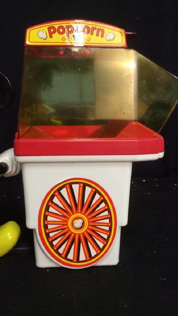 Vintage Mickey Mouse Pop Corn Maker Machine - 3