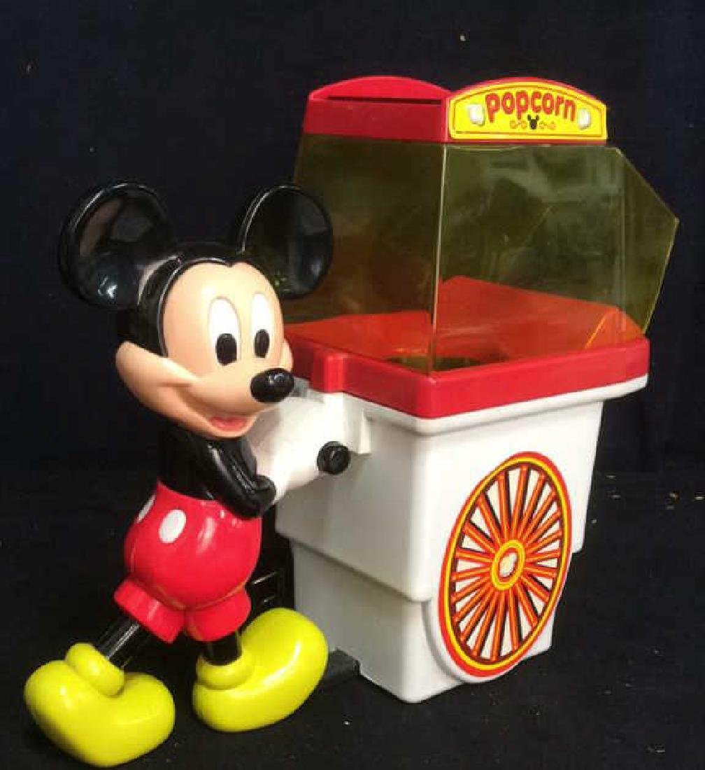 Vintage Mickey Mouse Pop Corn Maker Machine - 4