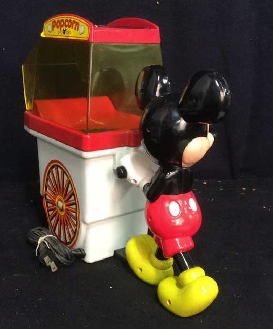 Vintage Mickey Mouse Pop Corn Maker Machine - 5