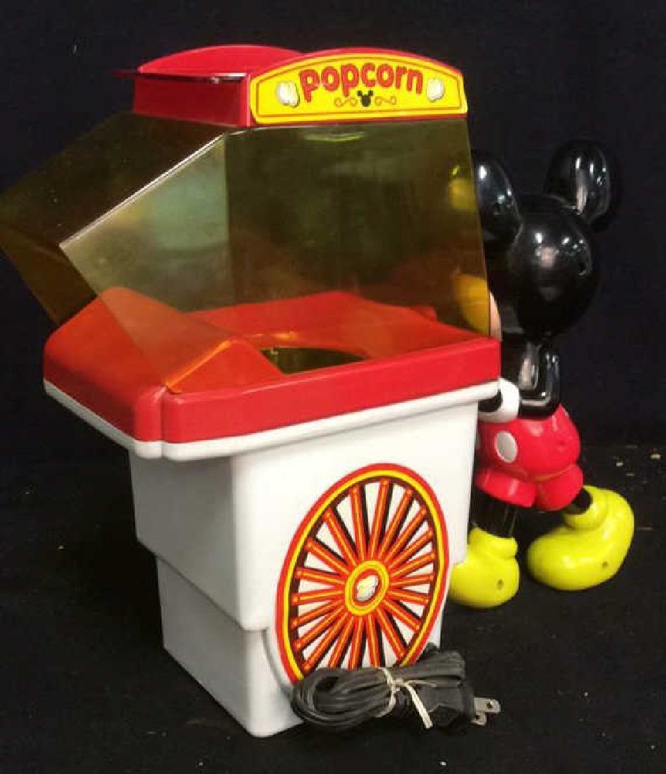 Vintage Mickey Mouse Pop Corn Maker Machine - 7