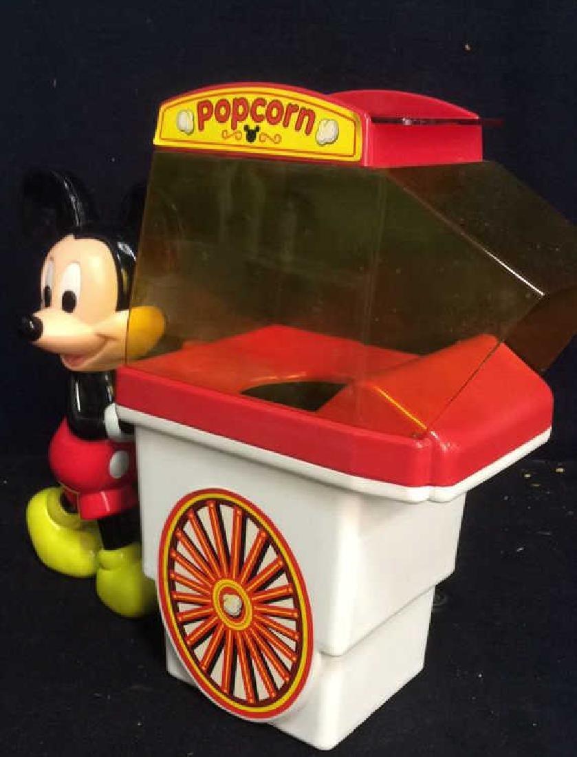 Vintage Mickey Mouse Pop Corn Maker Machine - 8