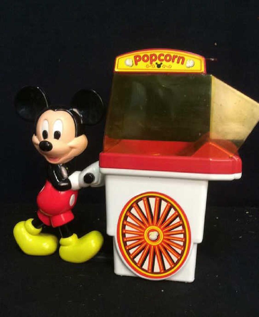 Vintage Mickey Mouse Pop Corn Maker Machine - 9