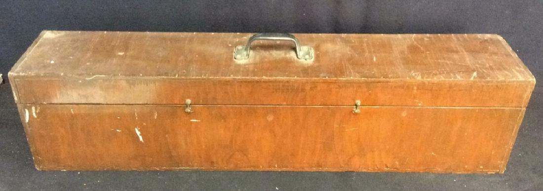 Set Of 29 Vintage Antique Wooden Arrows w Box. - 10