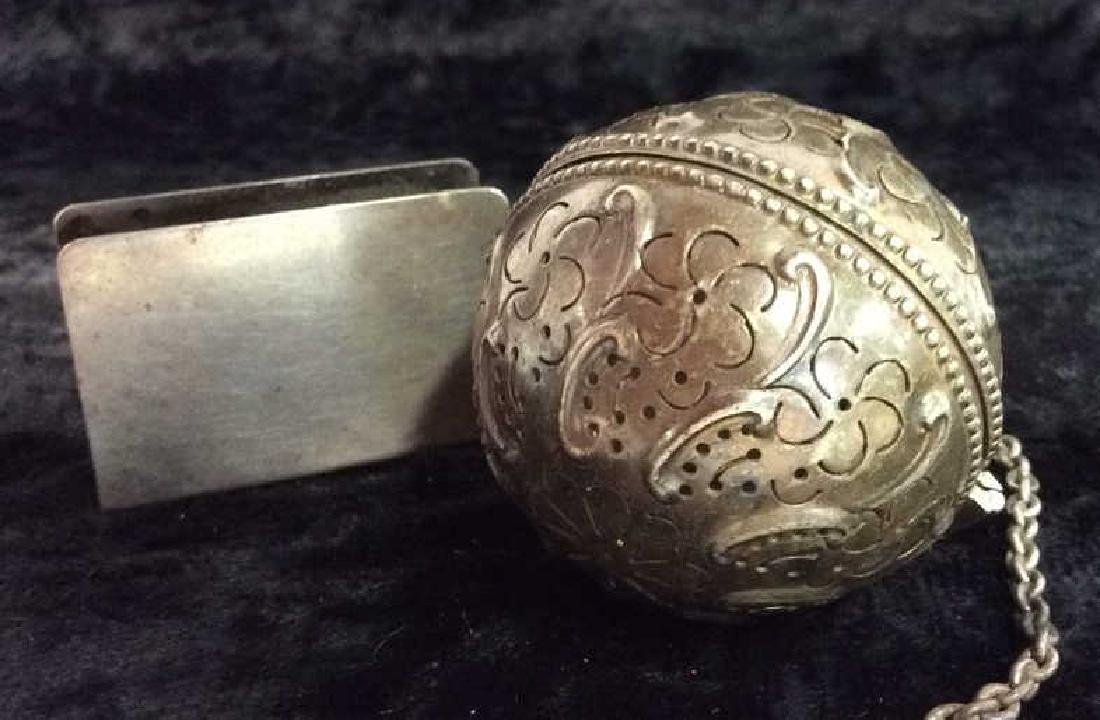 Vintage Sterling Silver Accessories