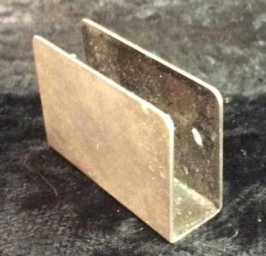 Vintage Sterling Silver Accessories - 4