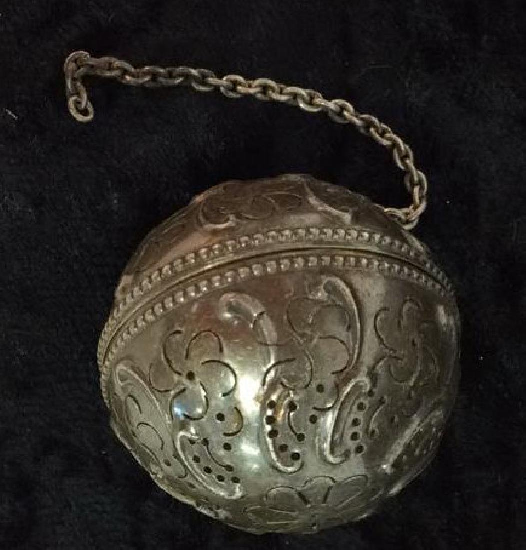Vintage Sterling Silver Accessories - 7