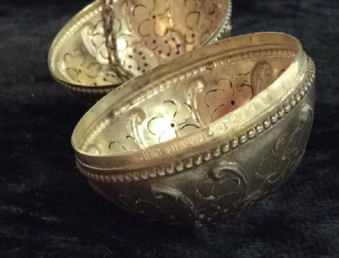 Vintage Sterling Silver Accessories - 9