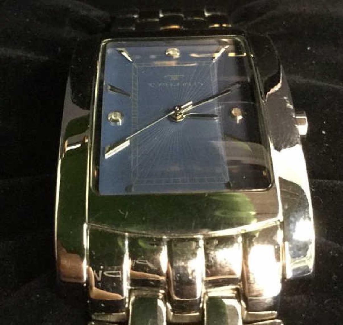 TAVAN Silver Toned Watch In Original Box - 10