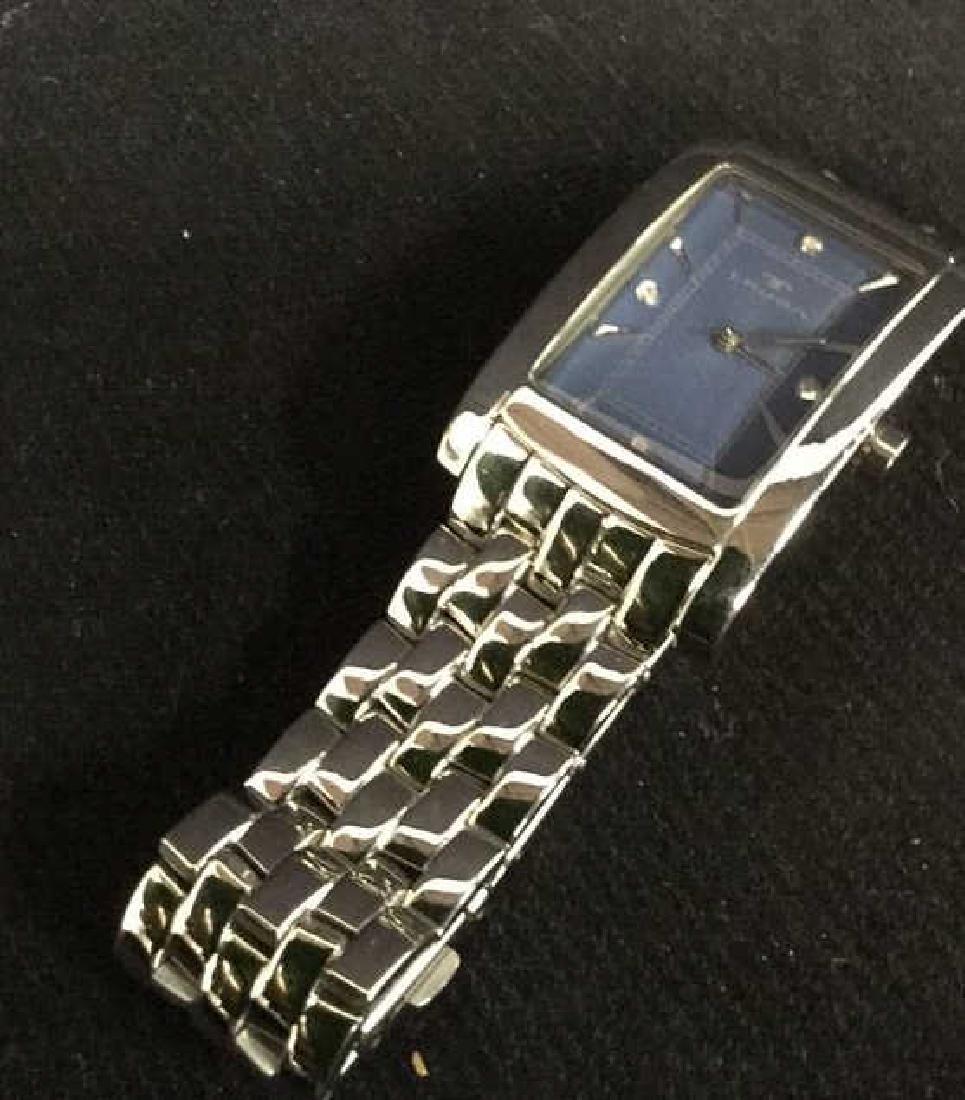 TAVAN Silver Toned Watch In Original Box - 5