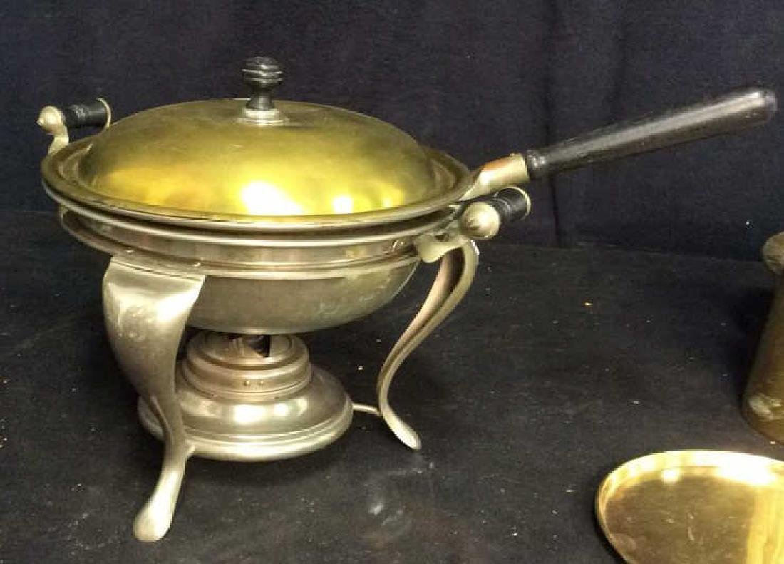 Vintage Brass Kitchen Accessories - 10