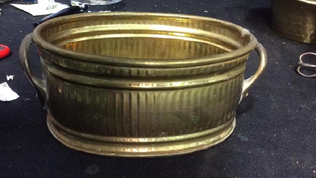Vintage Brass Kitchen Accessories - 2