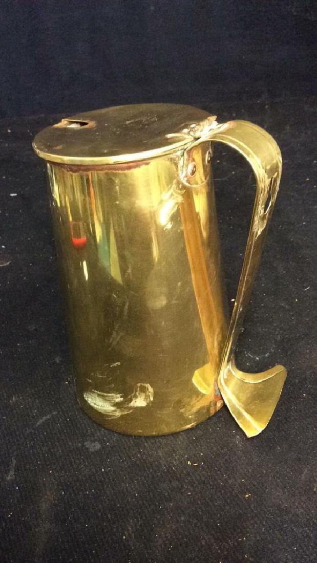 Vintage Brass Kitchen Accessories - 7