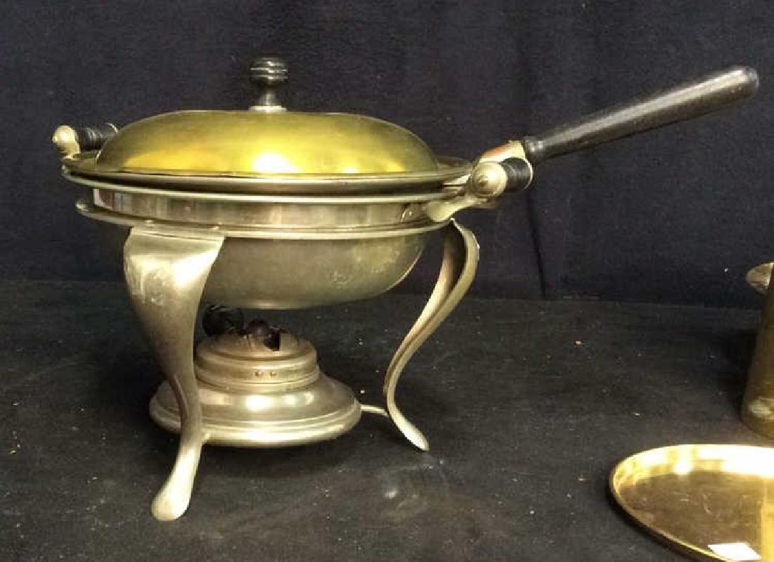 Vintage Brass Kitchen Accessories - 9
