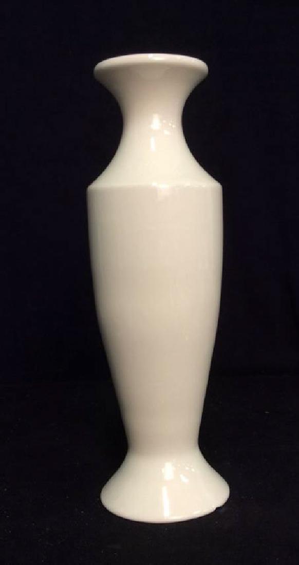 HAEGER Vanilla Toned Ceramic Vase - 6