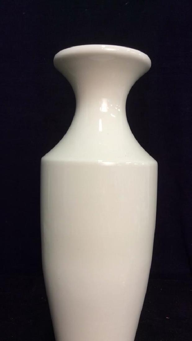 HAEGER Vanilla Toned Ceramic Vase - 7