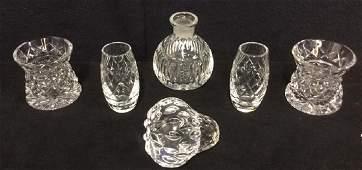 Cut Crystal Royal Doulton Waterford Tabletop