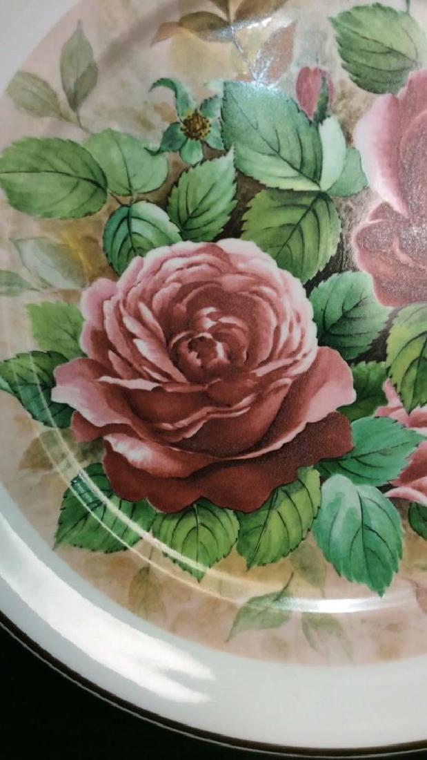 Lot 3 Collectible Porcelain Plates - 3