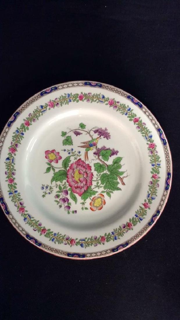 Lot 3 Collectible Porcelain Plates - 6