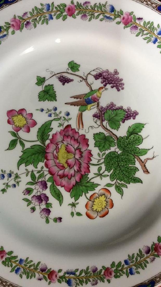 Lot 3 Collectible Porcelain Plates - 7
