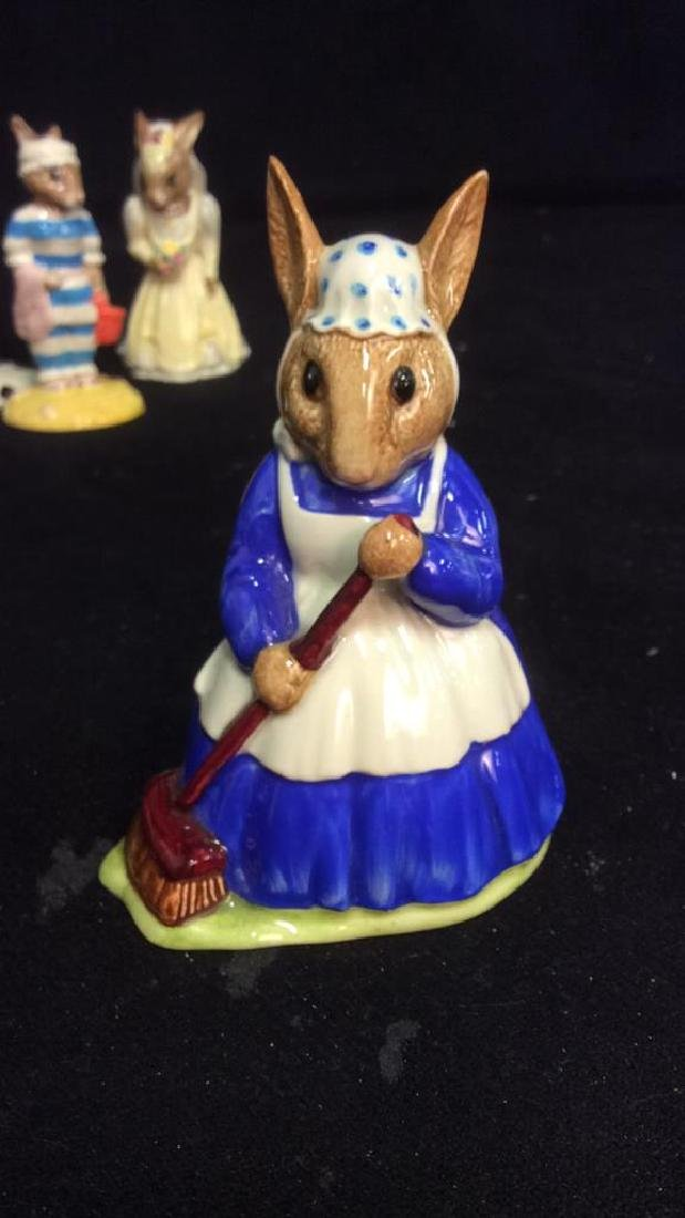 Lot 6 Royal Doulton Porcelain Bunnykins - 4