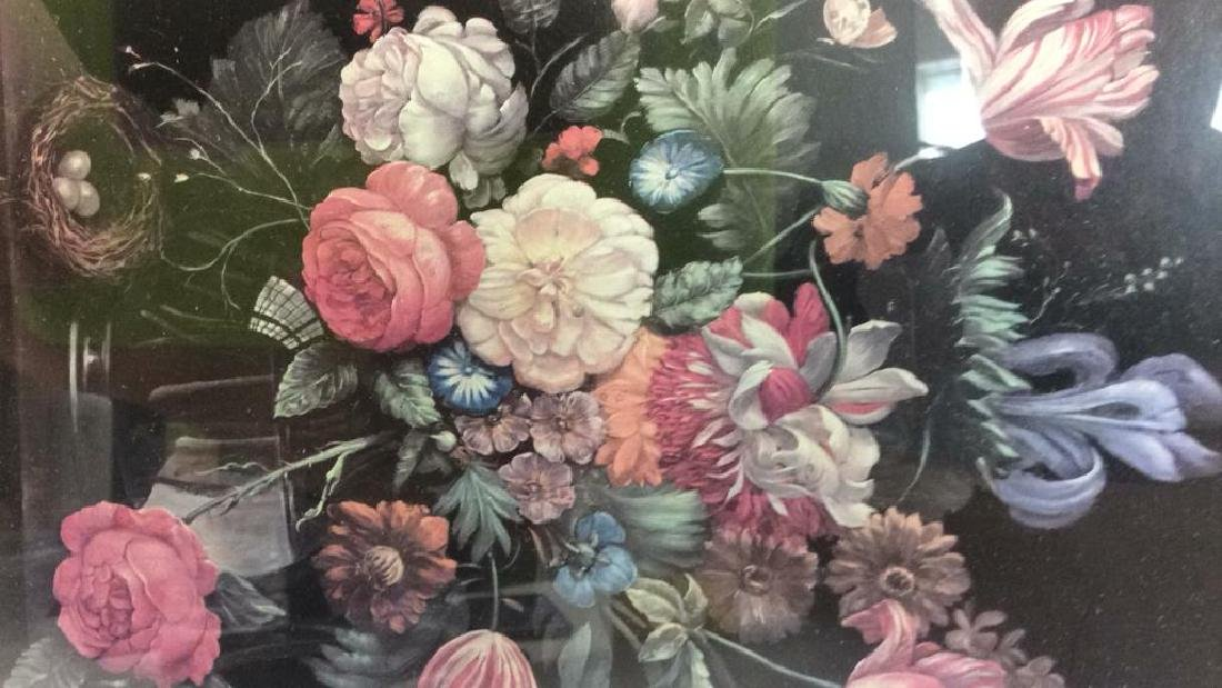 Framed and Matted Botanical Print - 5