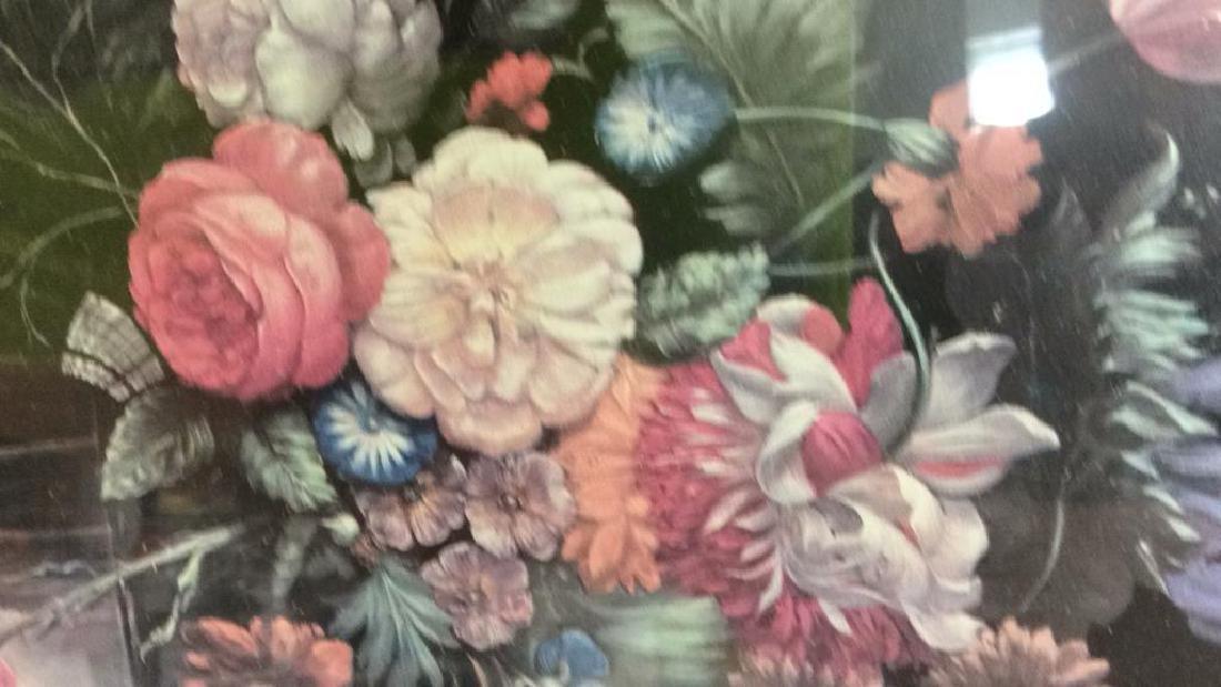 Framed and Matted Botanical Print - 6
