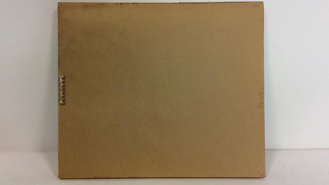 Framed and Matted Botanical Print - 8