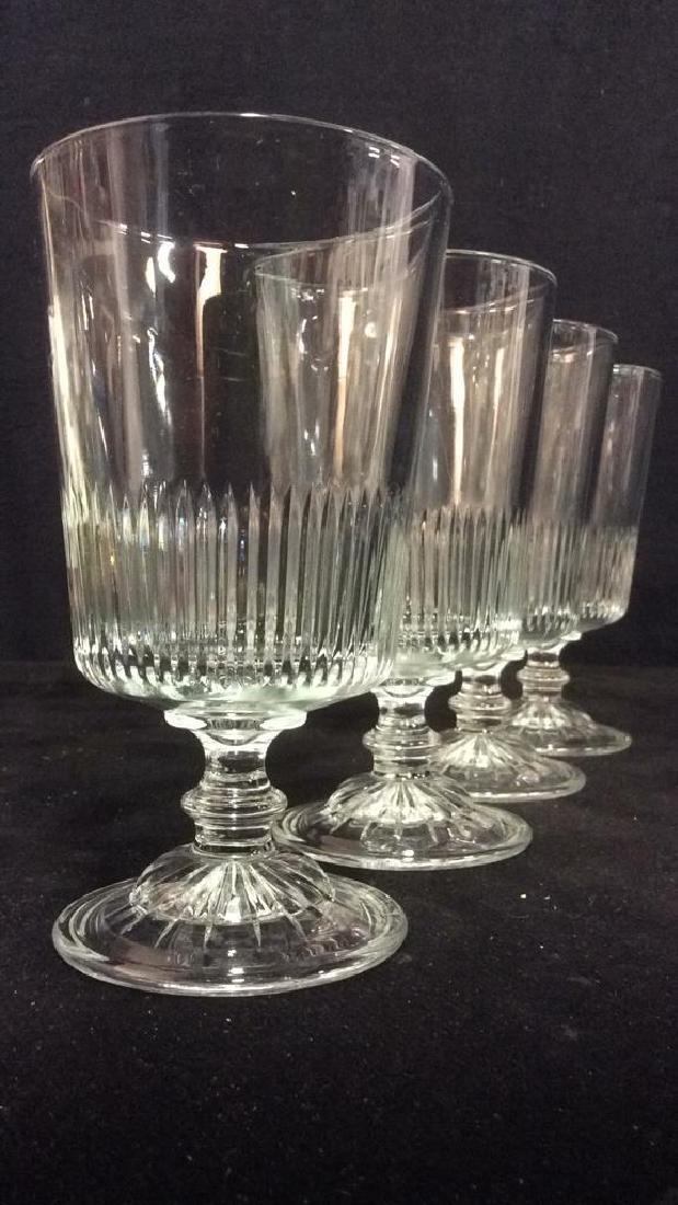 Lot 7 Assorted Beverage Glasses - 5