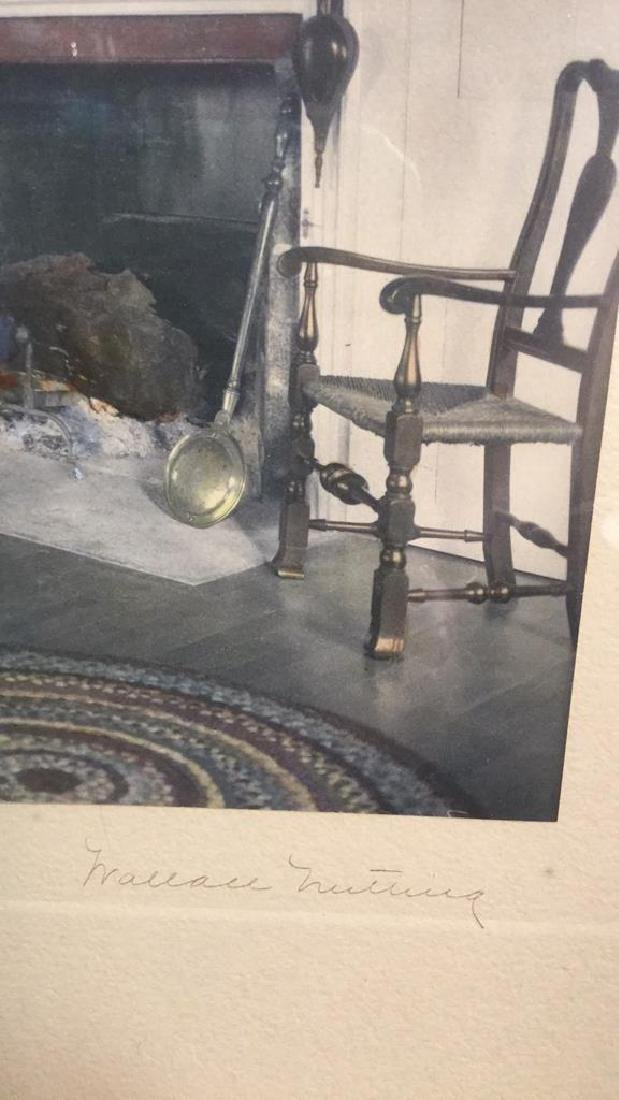 Pair Of Wallace Nutting Hand Colored Prints - 4