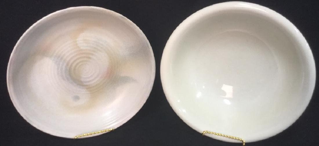 Lot 2 Hand Crafted Ceramic Bowls