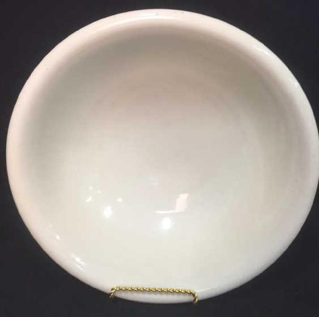 Lot 2 Hand Crafted Ceramic Bowls - 5